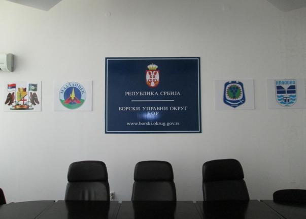 Savet Borskog upravnog okruga